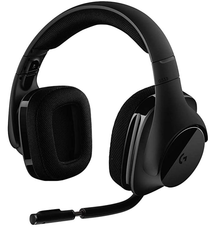 auriculares inalambricos Logitech G935