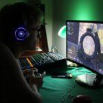 auriculares inalambricos gamer cascos gaming